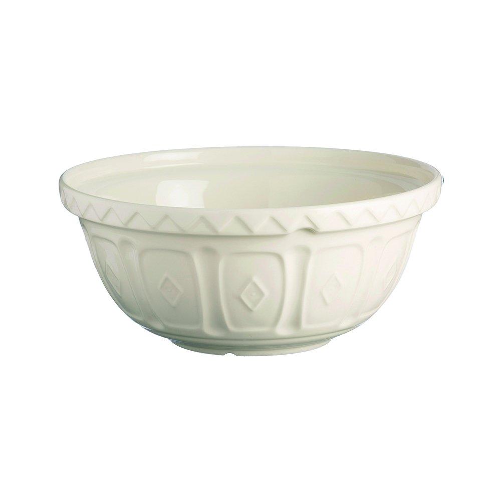 Mason Cash Earthenware Mixing Bowl, S24, 9-1/2-Inches, Blue 2001.3620000000001