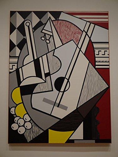 - Gifts Delight Laminated 21x28 Poster: Cubist Still Life Roy Lichtenstein