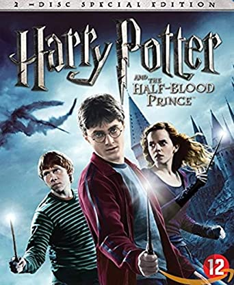 Harry Potter And The Half Blood Prince 2009 Blu Ray 2 Disc Special Edition Amazon Co Uk Dvd Blu Ray
