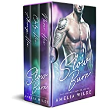 Slow Burn: The Complete Second Chances Series Boxed Set