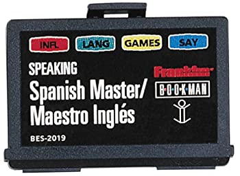 Franklin Bes-2019 Speaking Spanish-english Dictionary 0