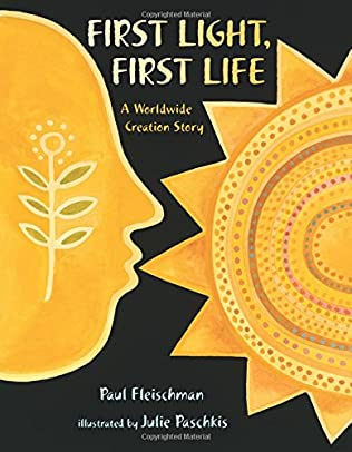 book cover of First Light, First Life