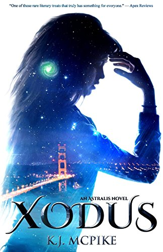 Book: XODUS (The Astralis Series Book 1) by K.J. McPike