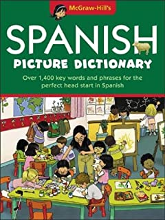 McGraw-Hills Spanish Picture Dictionary