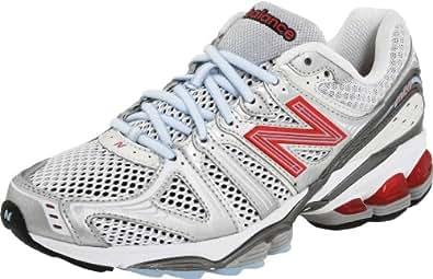 New Balance Women's WR1080 Cushioned Running Shoe,Blue/Cayeene,11 D US