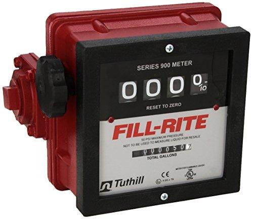 Fill-Rite 901C 4 Wheel Mechanical Meter by Fill-Rite (Image #1)'