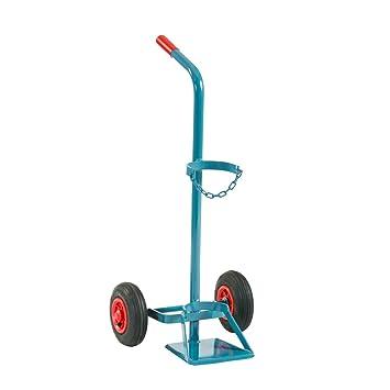scapp Gas Botella carro para 1 x 10L Gas, Con Neumáticos: Amazon.es: Bricolaje y herramientas