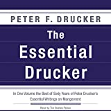 img - for The Essential Drucker: The Best of Sixty Years of Peter Drucker's Essential Writings on Management book / textbook / text book