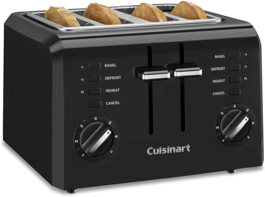 Cuisinart 4 CPT-142BK