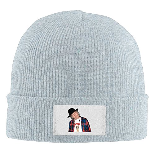 Creamfly Adult Neil Young Wool Watch Cap Ash