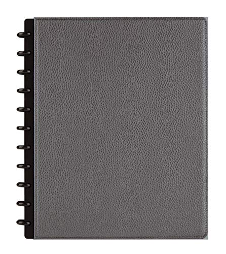 TUL Elements Custom Note-Taking System Discbound Notebook, 8 1/2