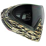 Dye i4 Paintball Goggles w/ Thermal Lens - Tiger