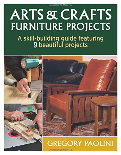 Crafts Furniture Projects Gregory Paolini