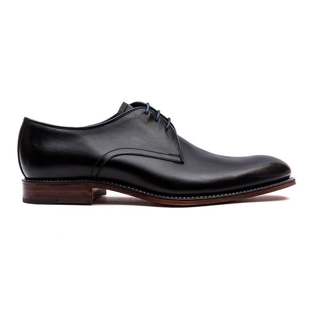 Loake Sceada Mens Formale Spitzen Sich Schuhe 9 UK 43 EU Schwarz