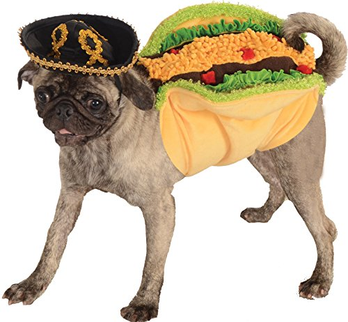 Rubie's Taco Pet Costume, Large by Rubie's
