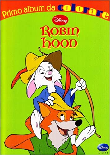 Amazon It Robin Hood Walt Disney Company Italia Libri