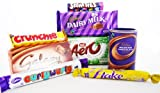 Chocoholic - The Best British Chocolate All in One Hamper- 50 Bars of Chocolate !