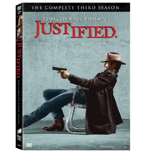 VHS : Justified: Season 3