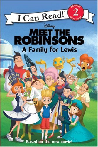 amazon meet the robinsons a family for lewis i can read level2
