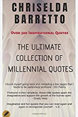 The Ultimate Collection Of Millennial Quotes Paperback
