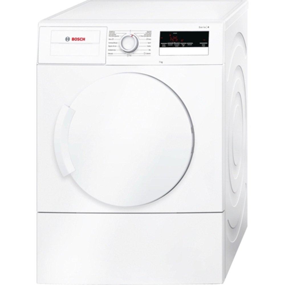 Bosch WTA73200ES - Secadora de evacuación, Color Blanco: 265.81 ...