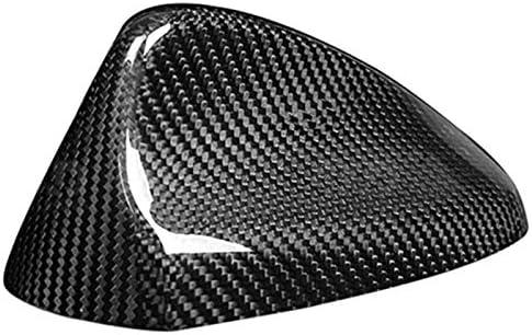 Moligh doll Voiture Style Toit Antenne Antennes Autocollants Couverture Requin Ailerons Garnitures pour Alfa Romeo Giulia 952 2016-2019