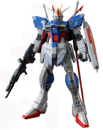 Gundam ZGMF-X56S/α Gundam Force Impulse with Extra Clear Body parts MG 1/100 Scale ()