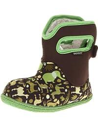 Baby Bogs Classic Zoo Waterproof Winter & Rain Boot (Toddler)