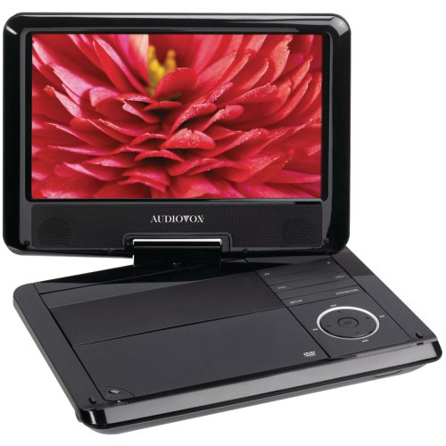 Audiovox DS9341 PK 9-Inch Portable DVD Player
