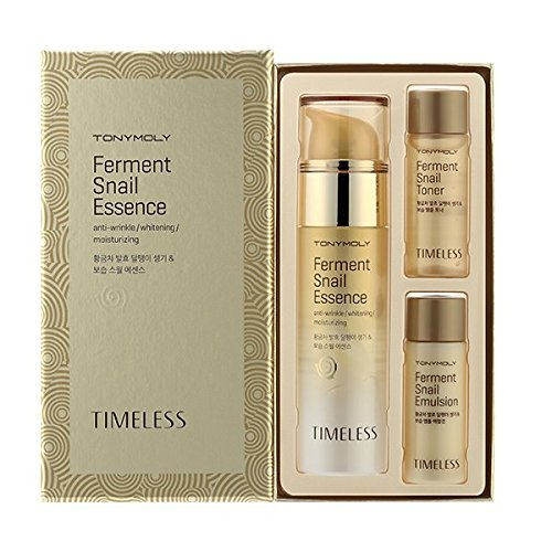 TONYMOLY Timeless Ferment Snail Essence  Kit