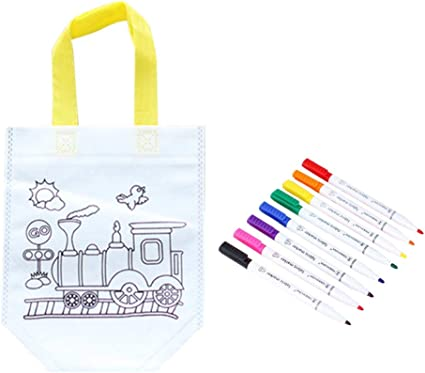Random drawing Tote bag