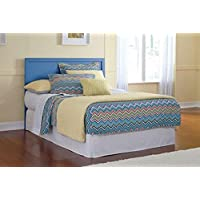 Ashley Furniture Signature Design - Bronilly Panel Headboard - Full Size - Contemporary Style - Headboard Only - Blue