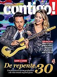 Revista Contigo! Especial Sandy & Junior - De repente, 30 (Especial Conti
