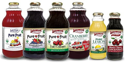Lakewood Organic Fresh Pressed Variety product image