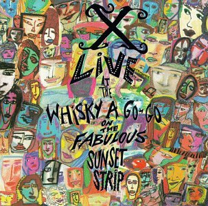 Live at the Whisky a Go-Go by Elektra / Wea
