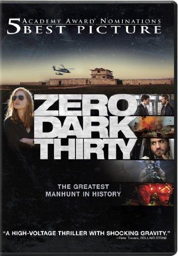 Zero Dark Thirty (Widescreen Edition) ()