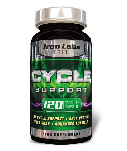 Cycle Support - Fer Labs Nutrition: Sur la protection et du foie Cycle Assist (120 capsules)