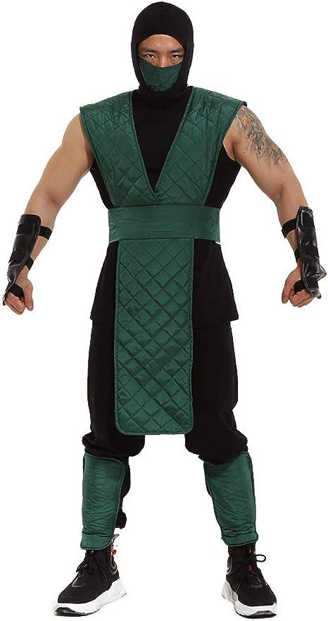 Amazon.com: Miccostumes - Disfraz de Halloween para hombre ...