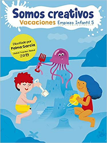 Cuadernos de vacaciones para infantil