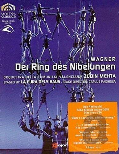 R. Wagner - Der Ring Des Nibelungen (4PC)