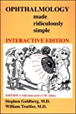img - for Ophthalmology Made Ridiculously Simple, Third Edition (Book & Interactive CD) book / textbook / text book