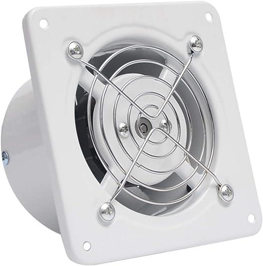 Ventilador Extractor silenciosa Pequeño Ventilador de ventilación ...
