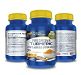 Turmeric Curcumin 1300mg Enhanced Dose. Premium support for the Health of Joints & Nervous System. Enhanced absorption by BioPerine® (Black Pepper extract). High purity 95% Standardized Curcuminoids For Sale