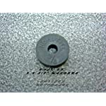 Gomma di ricambio piatto rondelle rubinetto per lavello bagno rubinetti per lavabo, varie misure e confezioni, Black… 51XGOgmot0L. SS150