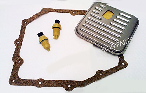 A606 606 42LE Transmission Filter Kit with Speed Sensors ()