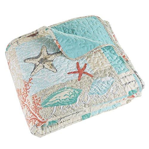 Lavish Home piece Quilt Nautical
