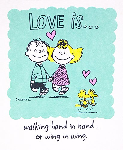 Hallmark Anniversary Greeting Card (Peanuts Vignette) Photo #8