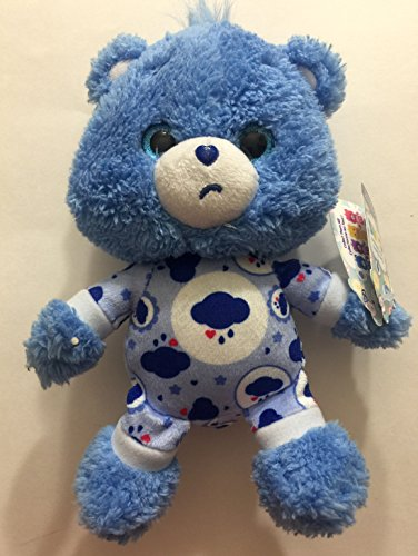 Care Bears Cubs Grumpy Bear 8 inch tall Plush Toy]()
