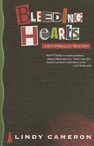 book cover of Bleeding Hearts