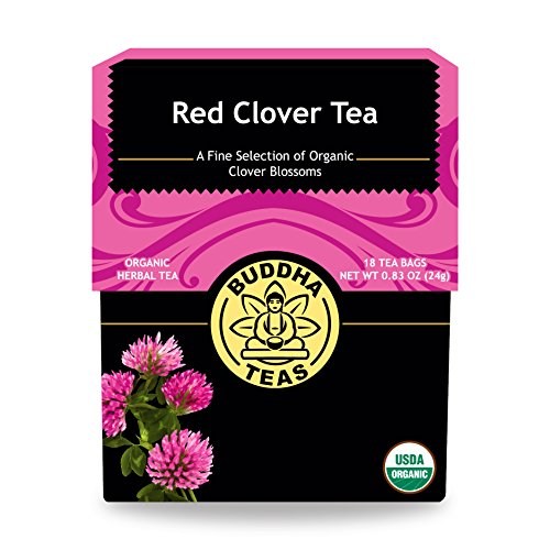 Organic Red Clover Tea Caffeine